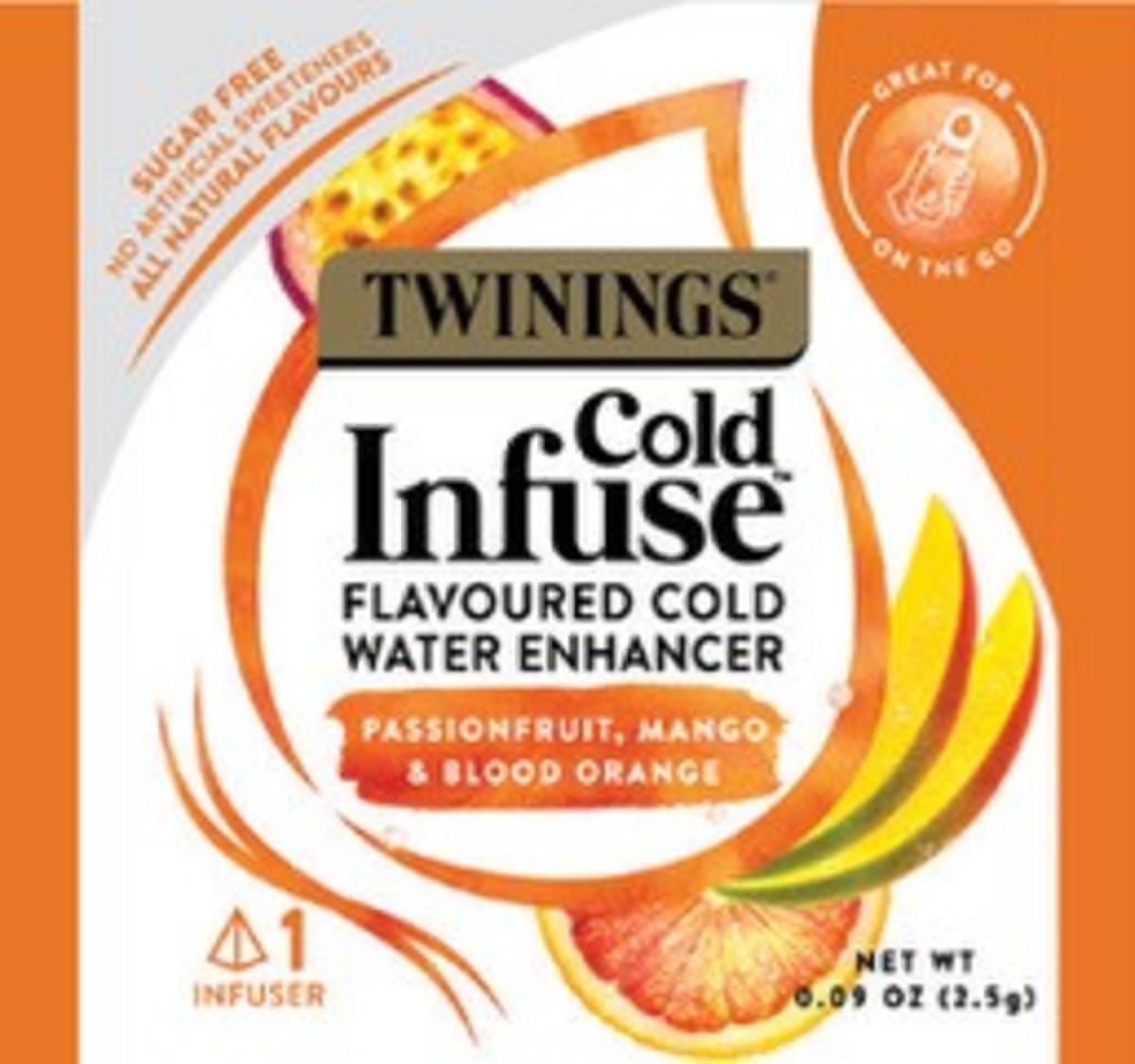 Cold Infuse Orange