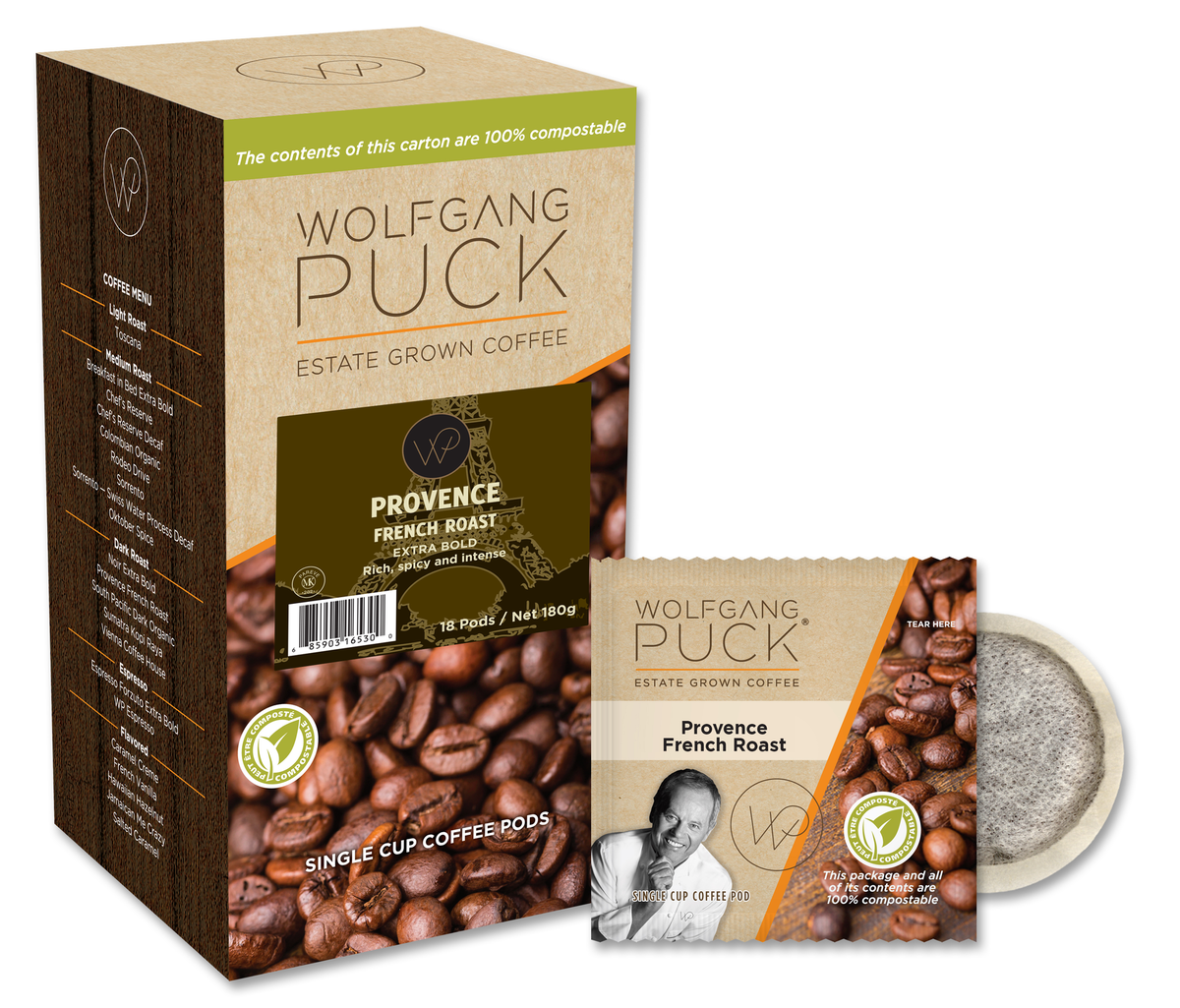 Wolfgang Puck Provence French Pod