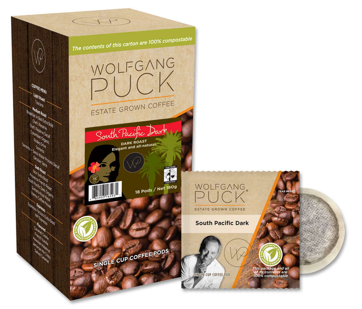 Wolfgang Puck FTO South Pacific Pod