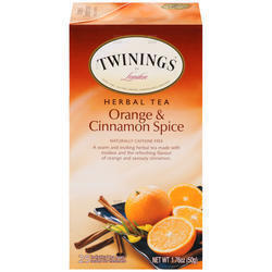 Twining Orange & Cinnamon Spice