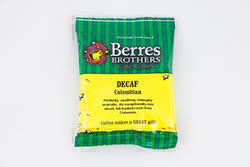 Berres Brothers Colombian Decaf 1.5oz
