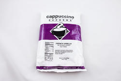 Fat Free No Sugar Added French Vanilla Cappuccino