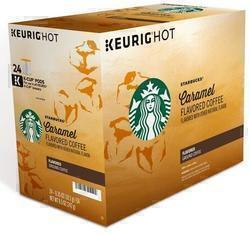 Starbucks Caramel Kcup