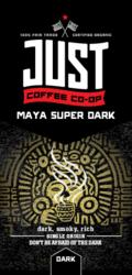 Just Coffee Maya Super Dark 2.5oz