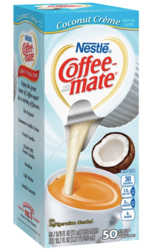 Coffee-Mate Coconut Creme