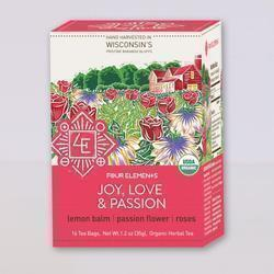 Four Elements Joy, Love & Passion Tea