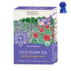 Four Elements Tulsi Telepa Tea
