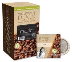 Wolfgang Puck Coffee Noir POD
