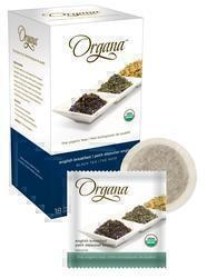 Wolfgang Puck Organic English Breakfast Tea POD