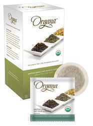 Wolfgang Puck Organic Panfired Green Tea POD