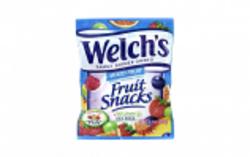 Welch's Fruit Snack Mixed Fruit USDA