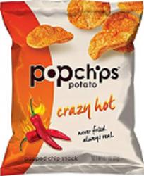 Popchips Crazy Hot