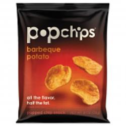 Popchips Barbecue Potato