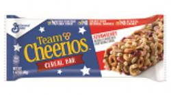 Cheerios (Team) Strawberry Cereal Bar