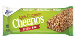 Cheerios Apple Cinnamon Cereal Bar