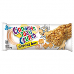 Cinnamon Toast Crunch Cereal Bar