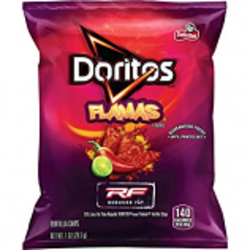 Doritos Flamas Reduced Fat WG